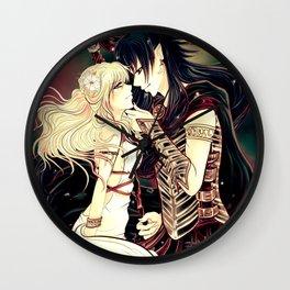 Hades & Persephone Wall Clock