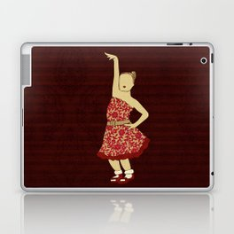 Children dancing 2 Laptop & iPad Skin