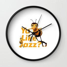 bee movie script Wall Clock