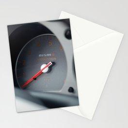 Nismo 350Z RPM Tachometer Stationery Cards