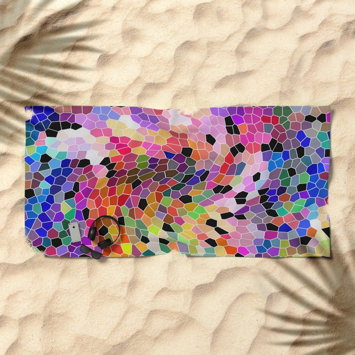 PATTERNJOY Beach Towel