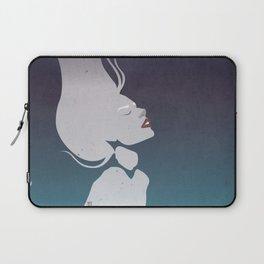 Floatinf Face Laptop Sleeve