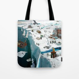 Save the Ice Tote Bag
