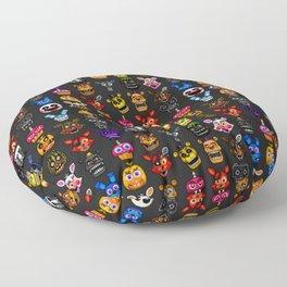 FNAF pixel art Floor Pillow