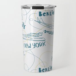Our only mission our destiny Travel Mug