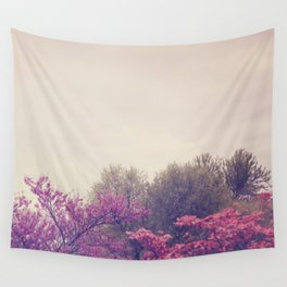 my mother's garden Wall Tapestry