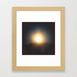 Luno Juneau Framed Art Print