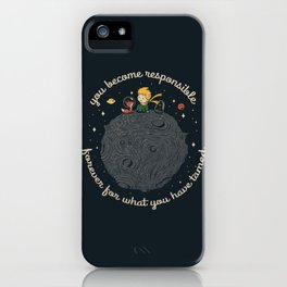 Be Kind To Your Friends iPhone Case