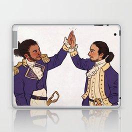 Immigrants - we get the job done Laptop & iPad Skin