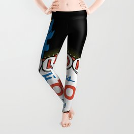 Like Las Vegas Leggings