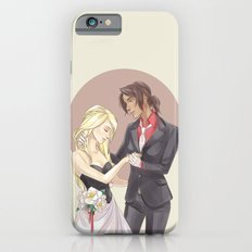 Ymir x Historia Slim Case iPhone 6s