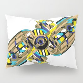 thE E Y E Pillow Sham