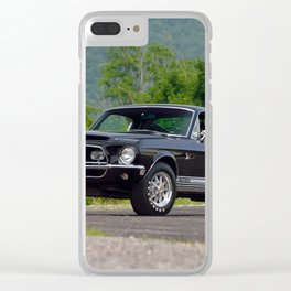 Mustang Shelby GT500 Ultra HD Clear iPhone Case