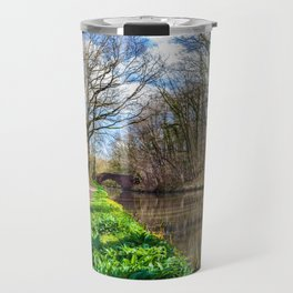 Chesterfield canal, leading into Worksop Travel Mug