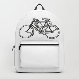 Bike Bicycle Bicicleta Vélo Backpack