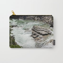 The Rush of the River 5 Carry-All Pouch