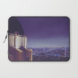 Observing the City Laptop Sleeve