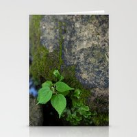 tennessee Stationery Cards featuring Tennessee Creek by The Magic of Nature & The True You