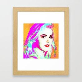 kiernan a 3 Framed Art Print