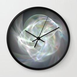 Essence of Pearl Wall Clock