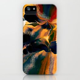 Long Journey Into Night II iPhone Case