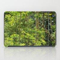 jungle iPad Cases featuring Jungle by Mauricio Santana