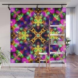 Kaleidoscope Eyes Wall Mural