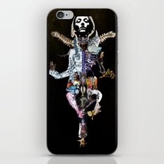 Miss Artwork iPhone & iPod Skin