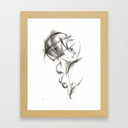 Hommage de Cloud Atlas Framed Art Print
