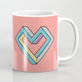 le coeur impossible (nº 2) Coffee Mug