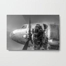 Russian Lisunov Li-2 Metal Print