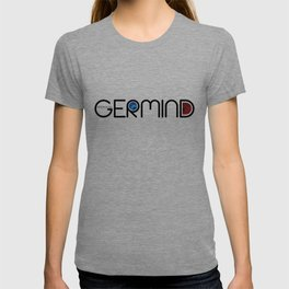 Germind inspired from Antimatter series T-shirt