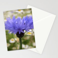 Cornflower Daisies Stationery Cards