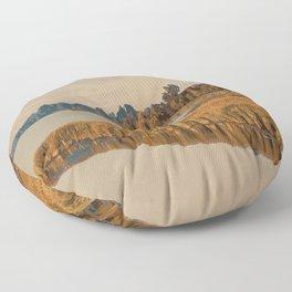 Rondeau Provincial Park Floor Pillow