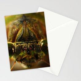 Cicada Chaos Stationery Cards