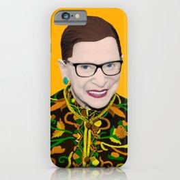 Orange RBG iPhone Case