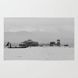 Inle Lake, Myanmar Rug