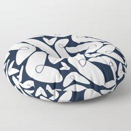 Sara I Floor Pillow