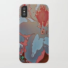 Azalea 1 iPhone Case