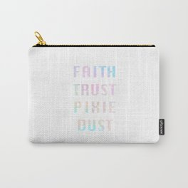 Faith Trust Pixie Dust Carry-All Pouch