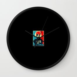 Automata Wall Clock