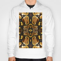 monty python Hoodies featuring Ball Python by Moody Muse