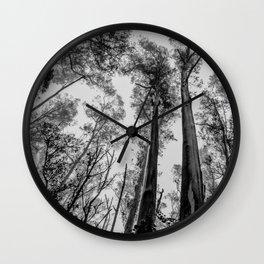 Fog Top Wall Clock