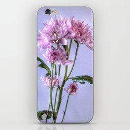 Pink Carnation iPhone Skin