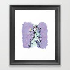 Oiseaux Framed Art Print