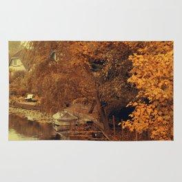 Autumn scenery #4 Rug