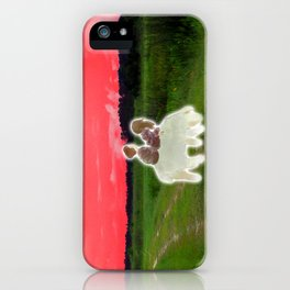 """Shrines"" by Virginia McCarthy  Cap Blackard iPhone Case"