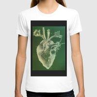 cabin pressure T-shirts featuring heart pressure by jasondavis