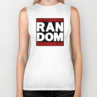 random Biker Tanks featuring RANDOM by PsychoBudgie