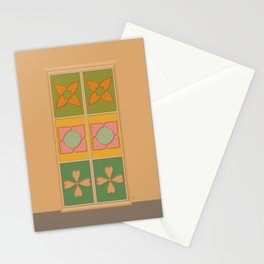 Doors of Oman #8 - Jebel Akhdar Stationery Cards